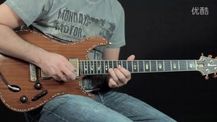 电吉他 Solo 教学(试听加谱子教学)