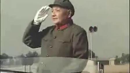 中国历史上最震撼的阅兵仪式 标清