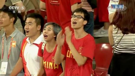 世锦赛感人一幕!刘翔领8万人唱生日歌祝福苏炳添