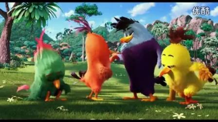 《愤怒的小鸟》预告
