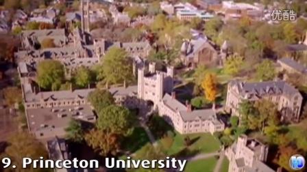 世界最著名的前10所大学排名!