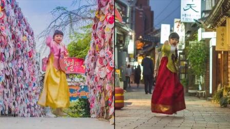 【风车·韩语】春晚萌娃组合麒麟Baby进军韩国《HAPPY》MV大首播