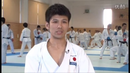 Naniwa Highschool Karate training8