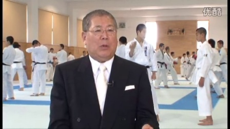 Naniwa Highschool Karate training7