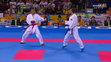 Douglas Brose Pan American Games 2015(Karate) - Final
