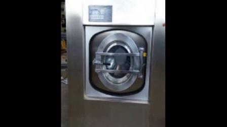 全自动工业洗衣机,衣物烘干机,工业烫平机介绍