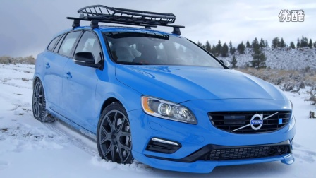 MT试驾2016沃尔沃Volvo V60 Polestar The Hottest Wagon of Them All