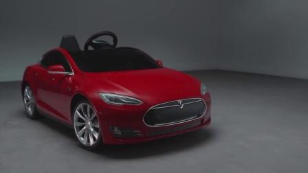 【科客分享】比iPhone 6便宜一半!特斯拉Tesla Model S For Kids要来了