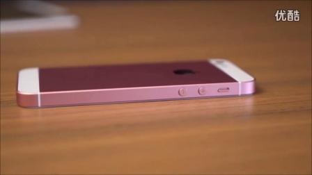[开箱]iPhone SE首次真机开箱 太惊讶了