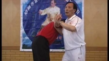 【张志俊先生】郑州高级培训班推手技法〔3〕