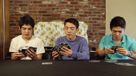 【17wanzy】桌游游戏视频-十三号星期五-有人要倒霉了