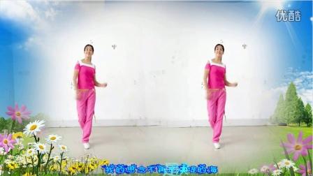 爱贺广场舞一个人的独角戏原创大气抒情舞蹈附教学