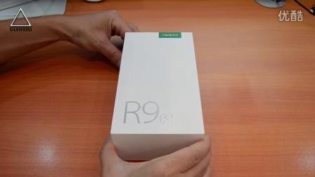 OPPO R9s开箱