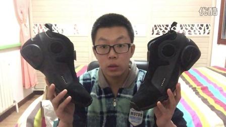 平仔球鞋视频第54期:  NIKE AIR FLIGHTPOSITE   II LE全黑风二