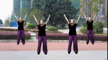 莎啦啦快乐舞步健身操第一套(一小时广场舞健身操)