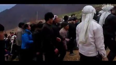 重庆市云阳县(黄石镇)土家族埋葬风俗习惯