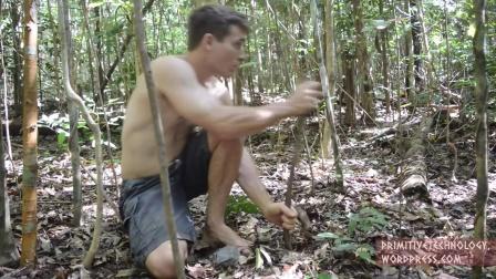 【澳洲小哥全集】(更新至21集)原始技术合集徒手建造之荒野求生