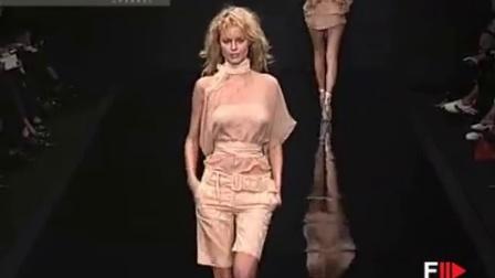 [T-台时装秀]ALESSANDRO DELL' ACQUA Full Show Spring Summer 2003 Milan