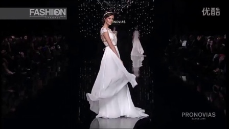 [T-台时装秀]-绝美婚纱!IRINA SHAYK opens the PRONOVIAS Bridal Show 2016 in Barcelona