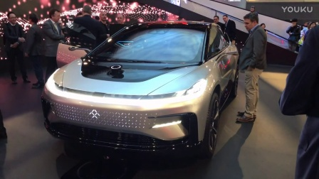 Faraday Future FF91 Impressions!