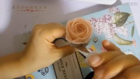 豆沙裱花(韩式裱花)