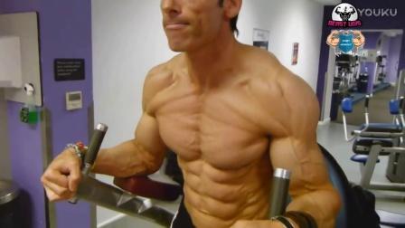 世界最强肌肉线条的锻炼方式!