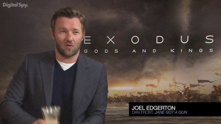 Joel Edgerton - 'Jane Got a Gun shoot was difficult'