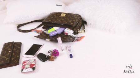 我的包包里有什么ft. Louis Vuitton Metis Bag   WHAT'S IN MY BAG
