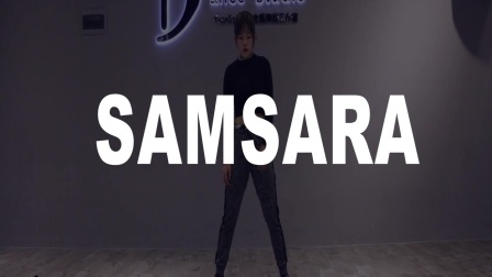 Jane Kim编舞《Samsara》舞蹈教学练习室【TS DANCE】