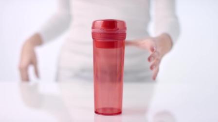 特百惠国民水杯-晶彩茶韵随心杯