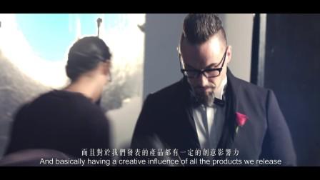 美国潮牌男士珠宝品牌Room101纹身型男设计师mattbooth