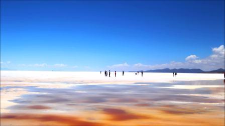 南美印象 第六集: 玻利维亚(天空之镜, 天空之路, 5200米高原火山口)