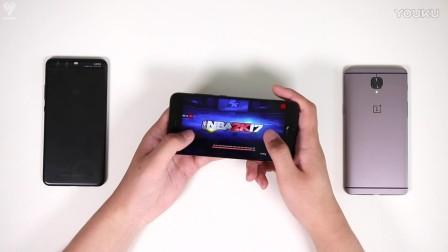 小米6手机评测-量产版小米6测评(参考对比 华为P10P 一加3T)
