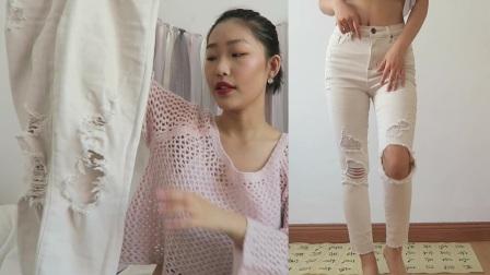 ♥xxoKate♥好多裤子的购物分享 TRY-ON | 配饰 | 鞋