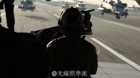 ★CH-53机群起飞
