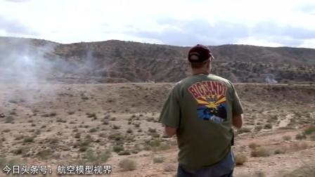 机枪打无人机有多难?看国外枪械爱好者昼夜不停狂扫小飞机