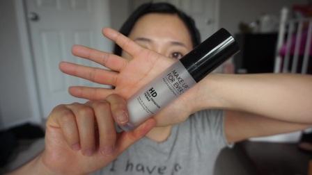 【李小皂Eva】Wet n Wild PhotoFocus Foundation➕Pressed Powder |湿又野粉底液,粉饼,大创洗脸刷,产品测评