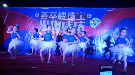 杨运时代幼儿园舞蹈队抖抖傲