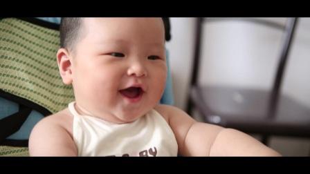 萌宝微电影《明拯霄成长记》