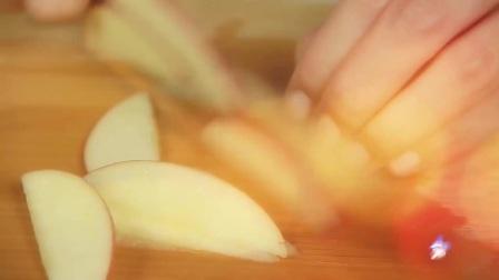 爱美食+教你把苹果变身成脆片