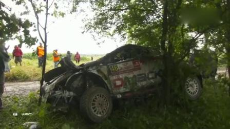 2017年WRC波兰站视频集锦,今年最精彩的一站