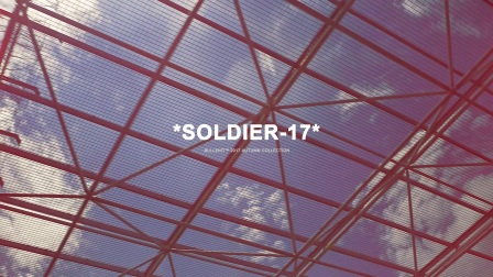 BULL$HIT 2017AW*SOLDIER-17*