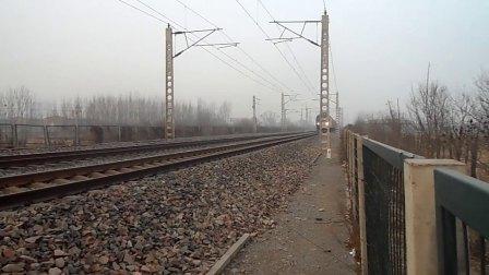 【回忆】京京HXD3C牵引K307次(北京西-厦门高崎)通过变电工区