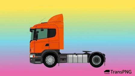 TransPNG 2 - 斯堪尼亚挂接车绘图发布了