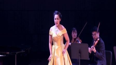 卢思嘉演唱咏叹调《想要得到少女的欢心》,选自莫扎特的歌剧《后宫诱逃》