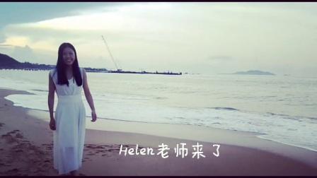 海南陵水虹涂艺术培训中心(美术)夏季写生活动来到三亚天涯海角