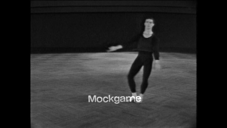 《Antic Meet》 Merce Cunningham,1964