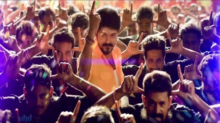 Indian tamil new song , Mersal Aalaporaan Thamizhan  Ultra HD Video Song