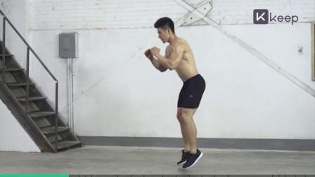 Keep 健身课程 HIIT全身燃动 高强度间歇训练