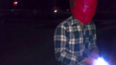 【老表说圾第一期】钢铁侠头盔制作过程